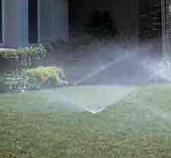 Sprinkler System in Carrollton Tx