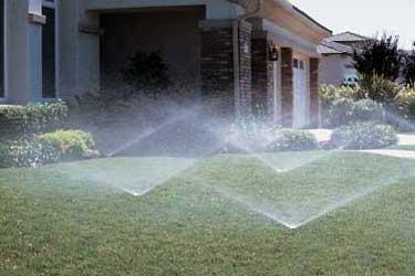 Lawn Sprinkler System City of Denton