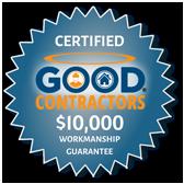 Good Contractor Workmanship Guarantee